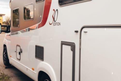 Wohnmobil mieten in Mönchengladbach von privat   Bürstner Family-Mobil