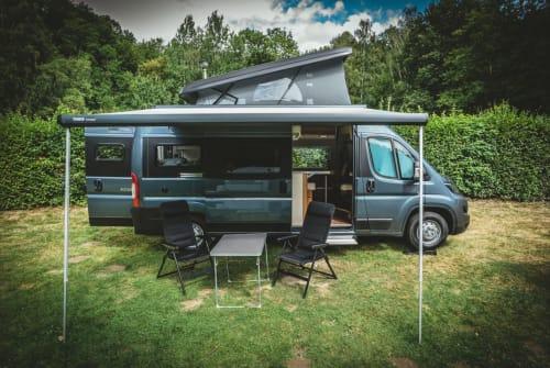 Wohnmobil mieten in Leipzig von privat | Knaus VanTourer