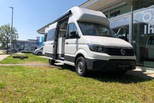 Wohnmobil mieten in Landshut von privat | VW Großer Cali