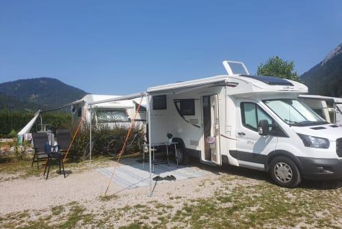 Wohnmobil mieten in Winnenden von privat | Roller Team Tacko