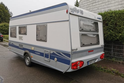 Wohnmobil mieten in Friedberg von privat | Fendt  Bubba