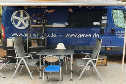 Wohnmobil mieten in Eltmann von privat | Citroen Jumper