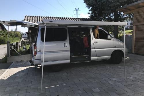 Wohnmobil mieten in Götzens von privat | Toyota  WinziBus