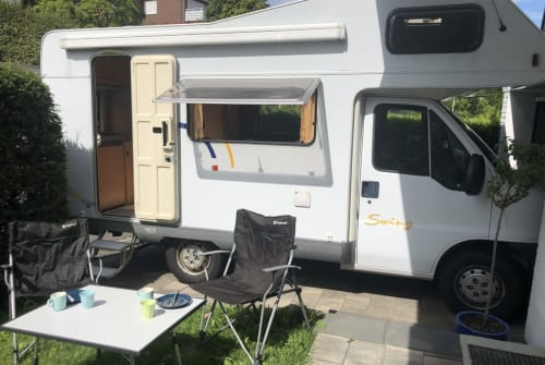 Wohnmobil mieten in Bonn von privat | Ducato Bolle