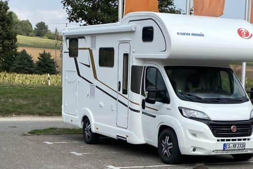 Wohnmobil mieten in Stuttgart von privat | Eura Mobil Señor Toucan