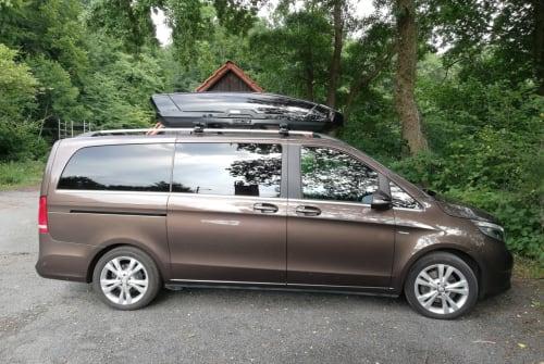 Wohnmobil mieten in Auetal von privat | Mercedes-Benz Dionysos