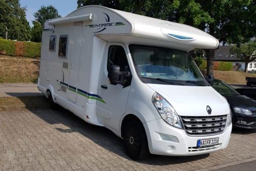 Wohnmobil mieten in Waldbronn von privat | Renault Benjamin