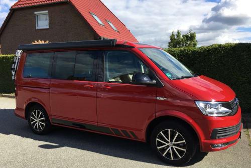 Wohnmobil mieten in Klein Wesenberg von privat   VW  Cali