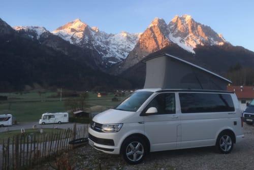 Wohnmobil mieten in Starnberg von privat | VW CaliBeachSurfer