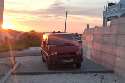 Wohnmobil mieten in Berlin von privat | VW  6pack