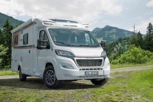 Wohnmobil mieten in Braunschweig von privat | Weinsberg Camp4life2
