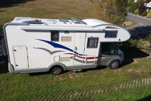 Wohnmobil mieten in Beselich von privat   Eura Mobil Family Camper