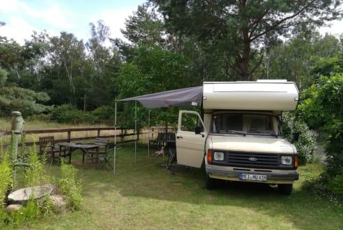 Wohnmobil mieten in Weinböhla von privat | Ford Hugo