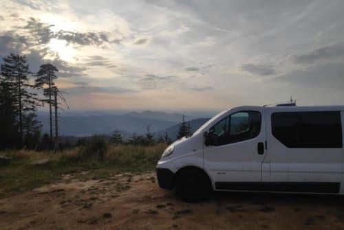 Wohnmobil mieten in Nagold von privat | Renault Spielmobil
