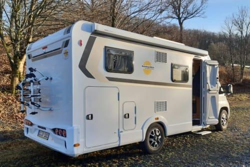Wohnmobil mieten in Dieburg von privat | Weinsberg Brummel