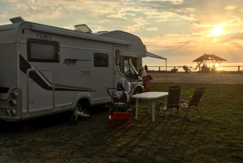 Wohnmobil mieten in Zislow von privat | LMC - Ford Transit Liberty-Mobil