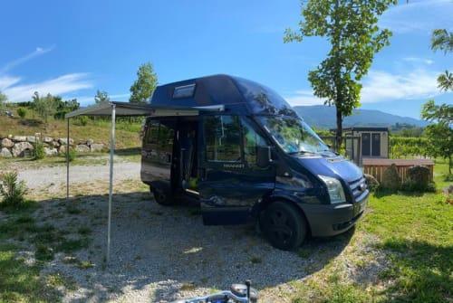 Wohnmobil mieten in Berlin von privat | Ford Nuggetino