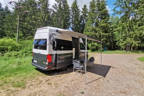 Wohnmobil mieten in Wernigerode von privat   VW  HarzVan