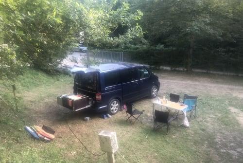 Wohnmobil mieten in Dresden von privat | VW Arni