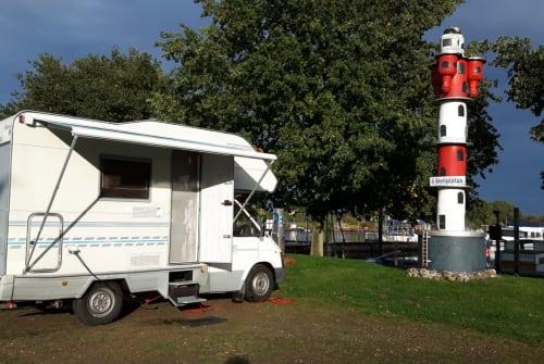 Wohnmobil mieten in Bad Fallingbostel von privat | Ford JOSIE