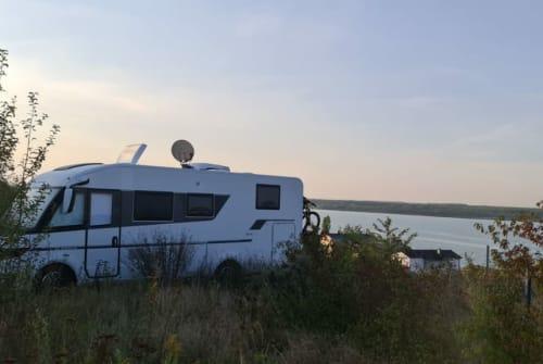 Wohnmobil mieten in Neukieritzsch von privat   ADRIA Freiheit