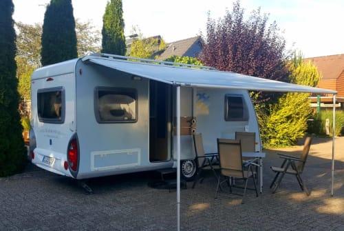 Wohnmobil mieten in Oldenburg von privat | Knaus Knausi