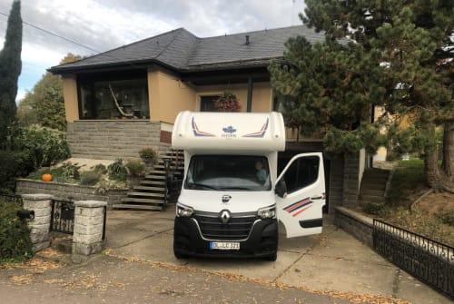 Wohnmobil mieten in Hartha von privat | Renault Mr.Louis