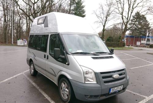 Wohnmobil mieten in Bochum von privat | Ford Nuggy