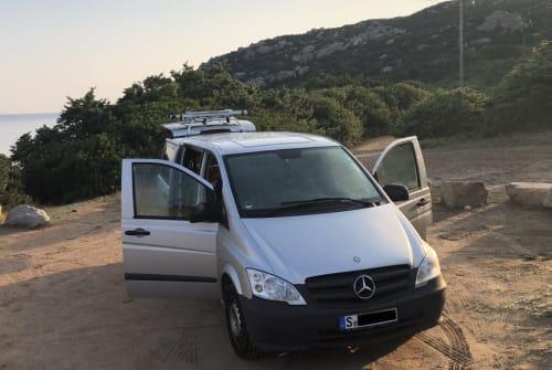 Wohnmobil mieten in Stuttgart von privat | Mercedes Benz Vito Guide