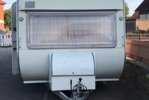Wohnmobil mieten in Beckedorf von privat | Tabbert Old Lady