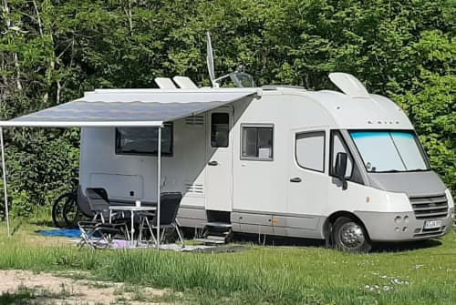 Wohnmobil mieten in Ratzeburg von privat   Laika Laika