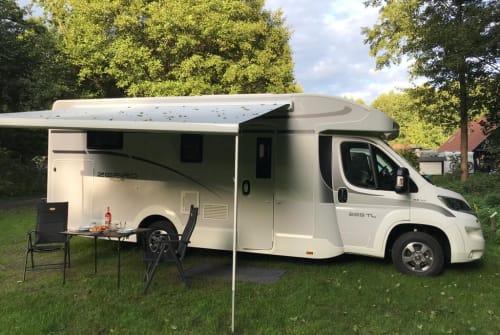 Wohnmobil mieten in Stadtroda von privat   Team Roller Zefiro Plus 265
