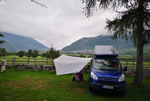 Wohnmobil mieten in Siegen von privat | Ford Wilhelm