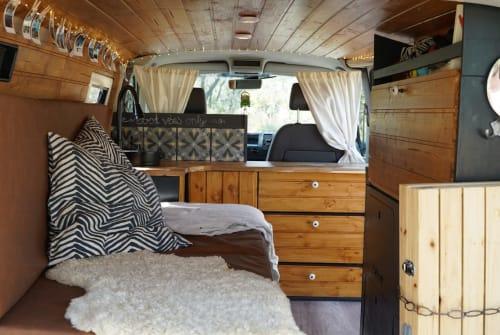 Wohnmobil mieten in Radolfzell am Bodensee von privat | VW Tante Emma