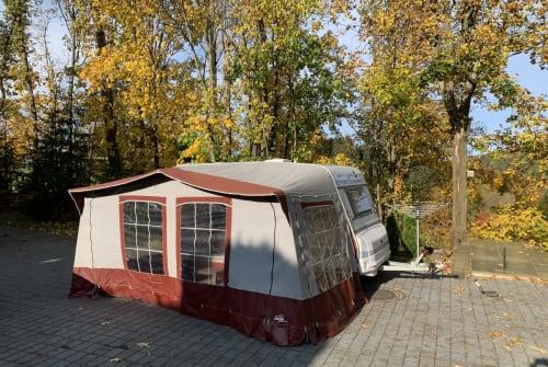 Wohnmobil mieten in Drebach von privat | Bürstner  Bürstner C3908