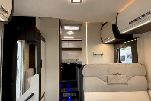 Wohnmobil mieten in Breydin von privat | Roller Team Kronos 284