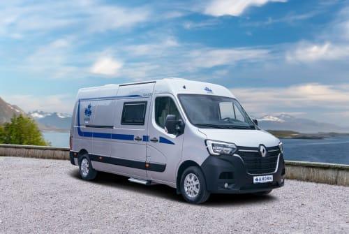 Wohnmobil mieten in Vöhl von privat   Renault Ahorn Van 620