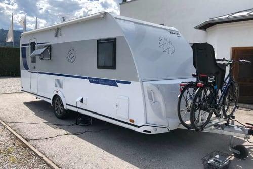 Wohnmobil mieten in Nürnberg von privat | Knaus Bella 540