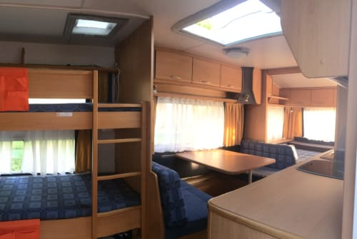 Wohnmobil mieten in Haldenwang von privat | Knaus Family on Tour