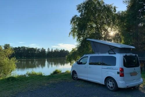 Wohnmobil mieten in Radeberg von privat | Pössl Dumbo