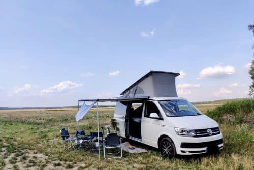 Wohnmobil mieten in Berlin von privat   VW Krümelmonster