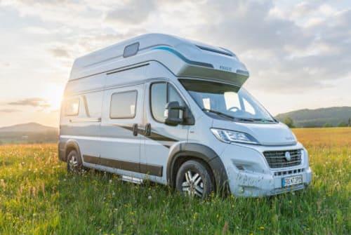 Wohnmobil mieten in Neufahrn bei Freising von privat   Knaus Leo - BJ. 2021