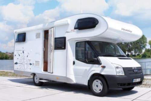 Wohnmobil mieten in Langwedel von privat   Hobby Hobby-Transe