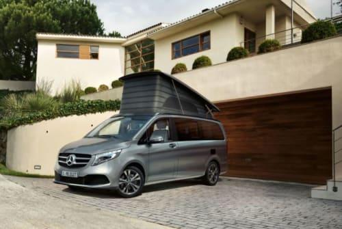Wohnmobil mieten in Tutzing von privat | Mercedes Benz MarcoPolo 4M