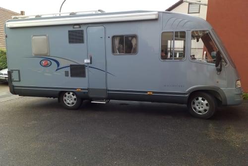 Wohnmobil mieten in Niedernhall von privat | Dethleffs Kalbi