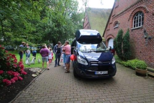 Wohnmobil mieten in Hamburg von privat | Ford Jucky