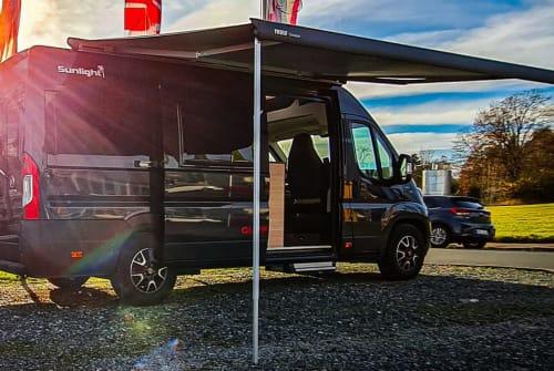 Wohnmobil mieten in Selb von privat | Sunlight Suncliff