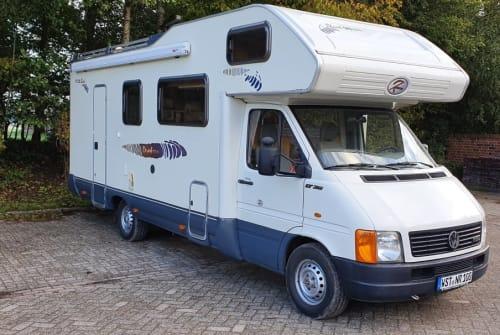 Wohnmobil mieten in Wardenburg von privat   VW Melli