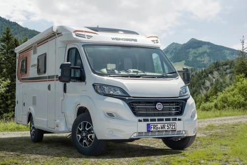 """Wohnmobil mieten in Daaden von privat   Weinsberg  """"Herr Rossi"""""""