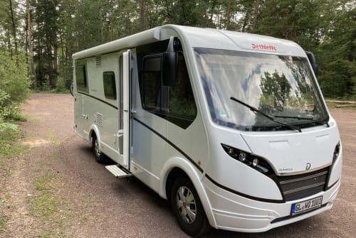 Wohnmobil mieten in Rösrath von privat | Dethleffs LuxusLiner